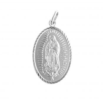 Maria di Guadalupe H20mm argento 925