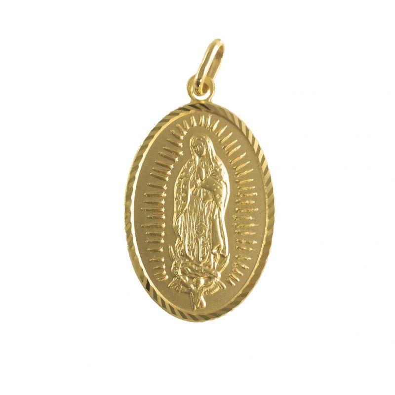 Maria di Guadalupe H12mm Oro