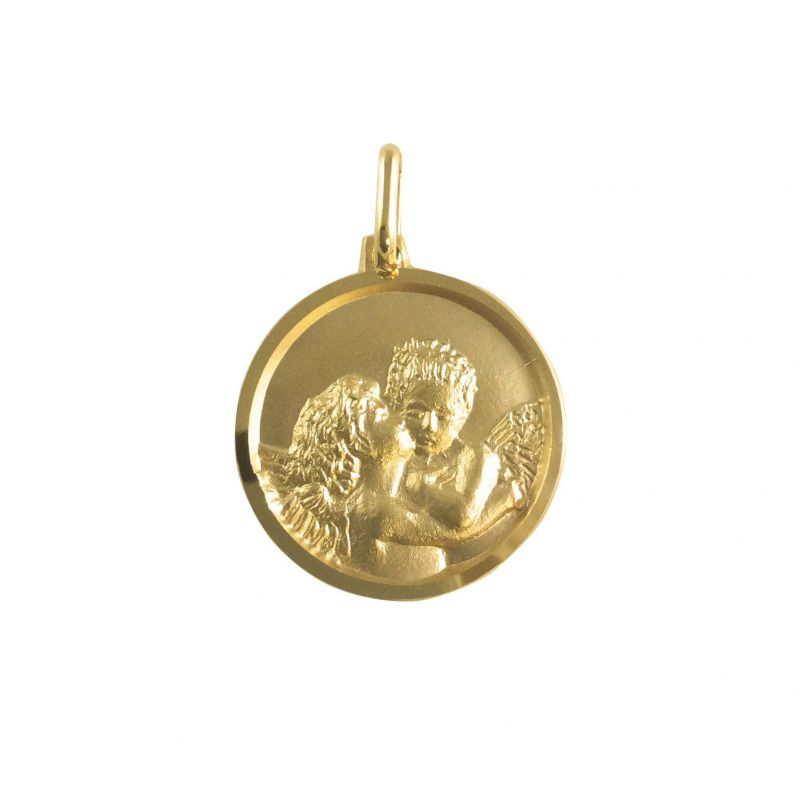 Bacio d'Angeli Ø18mm Oro