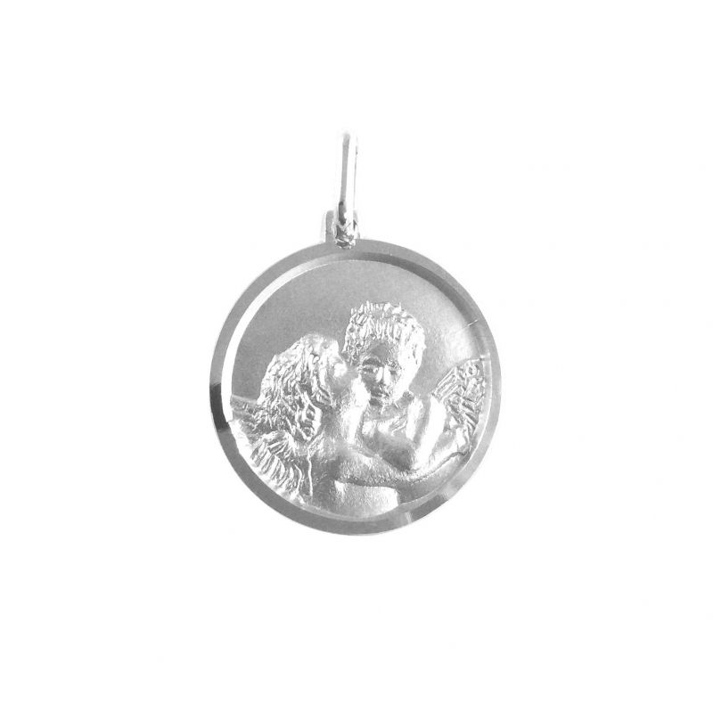 Bacio d'Angeli Ø12mm argento 925
