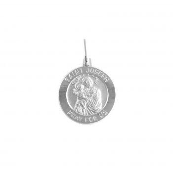 San Giuseppe Ø12mm argento 925