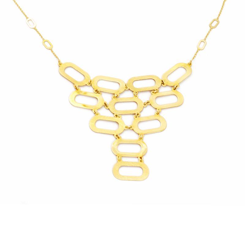 Collana Legami in oro giallo