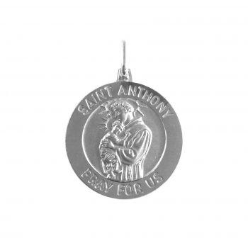 Sant'Antonio Ø12mm argento 925